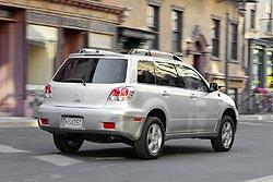 2004 Mitsubishi Outlander