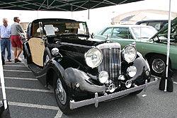 1939 Daimler Straight Eight Sedanca