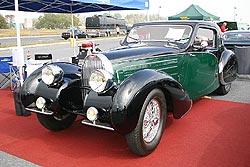 1939 Bugatti Type 57 fixed-head coupe