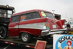 1957 Chevrolet body