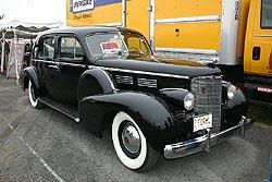 1938 Cadillac Custom Fleetwood towne sedan