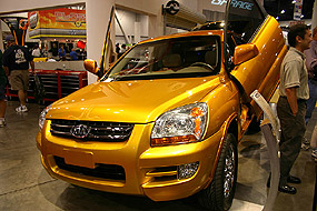 2005 SEMA