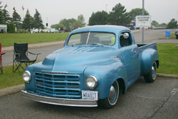 The author's 1949 Studebaker pickup