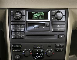 Volvo Dolby Pro Logic II 5.1 Surround Sound system