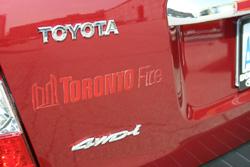 TFS Toyota Highlander Hybrid