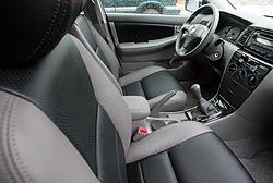 TRD leather interior kit