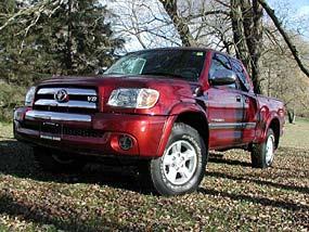 2005 Toyota Tundra Access Cab V8 SR5 4X4