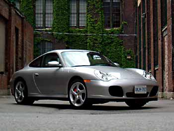 2002 Porsche Carrera 4S