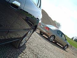 Infiniti I35 vs Acura TL Type S