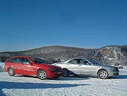 Mercedes-Benz 4Matic models