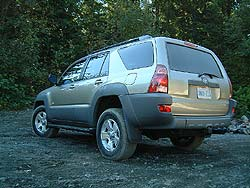Test Drive: 2003 Toyota 4Runner toyota car test drives