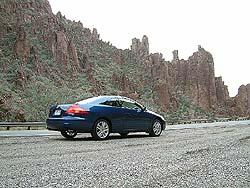 2003 Honda Accord Coupe 6-speed