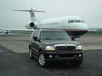 2003 Lincoln Aviator