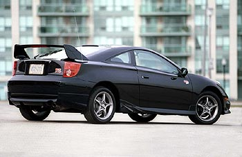 Test Drive: 2003 Toyota Celica GT S TRD car test drives