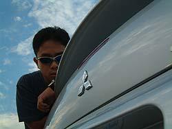2003 Mitsubishi Eclipse Coupe