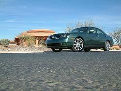 First Drive: 2003 Infiniti M45 infiniti first drives