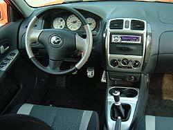 2003 Mazdaspeed Protegé, Photo: L. Yap