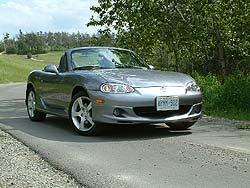 Mazda Miata SE