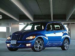2003 Chrysler PT Cruiser GT 2.4 Turbo
