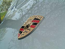 2003 Porsche 911 Targa
