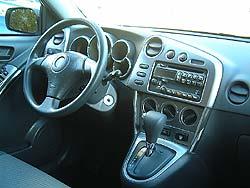 2003 Pontiac Vibe AWD Brembo brakes