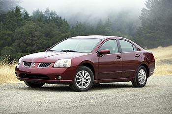 2004 Mitsubishi Galant ES