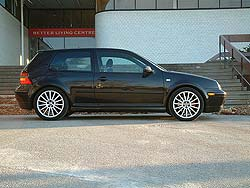 From the Vault: 2004 Volkswagen GTI 20th Anniversary Edition First Drive volkswagen first drives