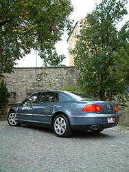 2004 VW Phaeton