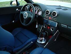 2004 Audi TT 3.2 DSG