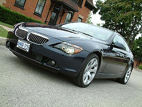 Test Drive: 2005 BMW 645Ci  car test drives bmw