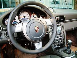 2005 Porsche Carrera S cabriolet