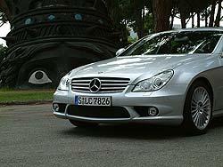 2005 Mercedes-Benz CLS500