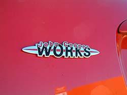 2005 John Cooper Works Mini Cooper S