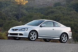 Test Drive: 2005 Acura RSX Type S car test drives acura