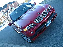 2005 BMW X5 4.8 iS
