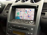 Nav system display