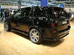 Volvo XC90 SEMA show car