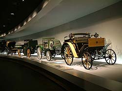 Early Benz and Daimler vehicles (pre-1904)
