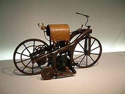 Early Benz bicycles