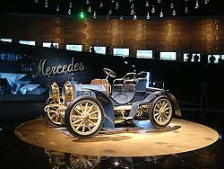 Mercedes Simplex, 1906 - Oldest complete Mercedes in existence