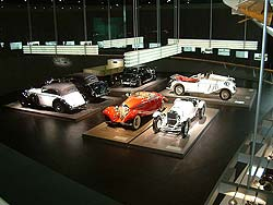 Cars from the 1920s and 1930s