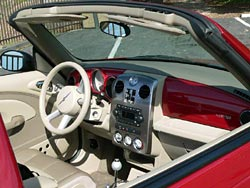 2006 Chrysler PT Cruiser GT convertible