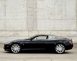 Feature: Aston Martin on a roll  auto brands aston martin