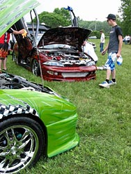 J-Body Bash and GM Compact Car Show