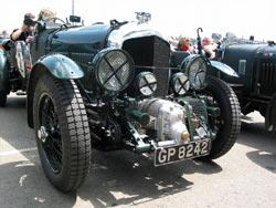 Le Mans Classic 2006 - 1931 Blower Bentley