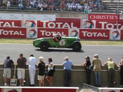 Le Mans Classic 2006 - 1934 Talbot