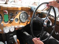 Le Mans Classic 2006 - 1951 Jaguar XK150