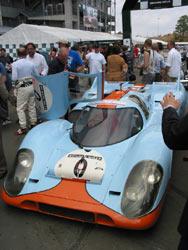 Le Mans Classic 2006 - 1971 Porsche 917