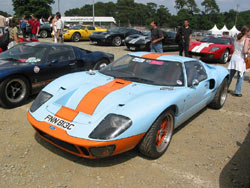 Le Mans Classic 2006 - Ford GT40