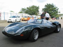 Le Mans Classic 2006 - Jaguar XJ13